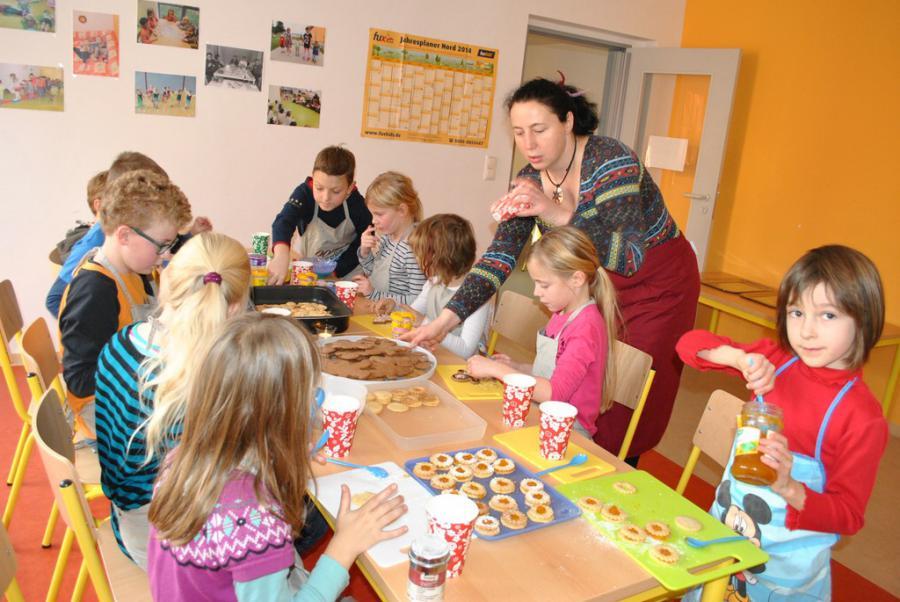 Bildungsverein am Rittergut Knau - AG´s im Bildungszentrum