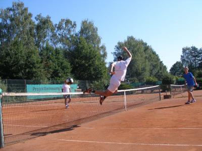 Fotoalbum Saisonabschluss 2012, Teil I: Fußball-u. Golf-Tennis