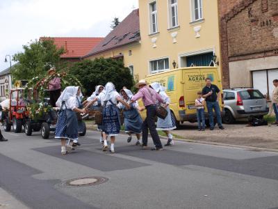 Fotoalbum Festumzug 825 Jahre Trechwitz
