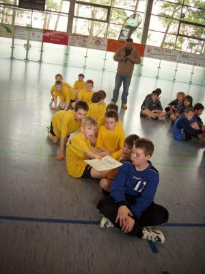 Fotoalbum Jugend trainiert für Olympia-Handball