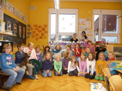 Fotoalbum Bastelnachmittag für die Erstklässler