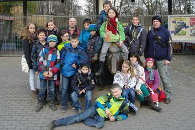 Fotoalbum Kinderbibeltage im Zoo Dresden
