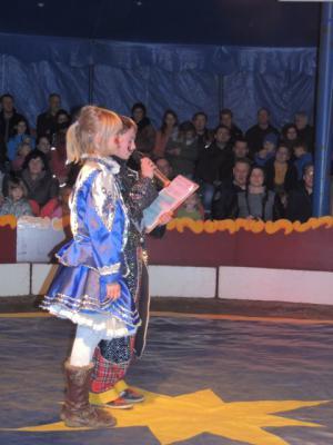 Fotoalbum Zirkus: Große Vorstellung