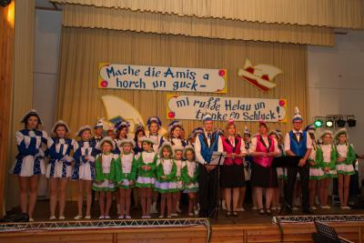 Fotoalbum Der BCC feierte am 08.02.2014 im Kulturhaus Helmershausen Karneval