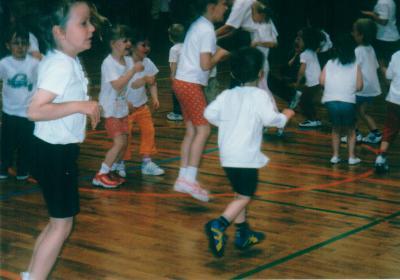 Fotoalbum Tag der Gymnastik 2005