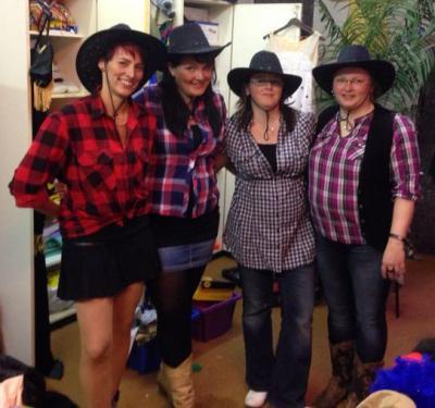 Fotoalbum Cowboys FCV 2013/2014