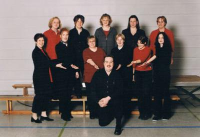 Fotoalbum Junger Chor Dodenau als Frauenchor