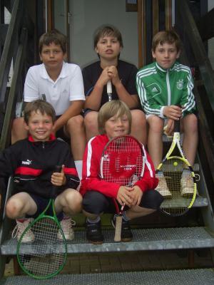 Fotoalbum Aufsteiger Jugend 2012
