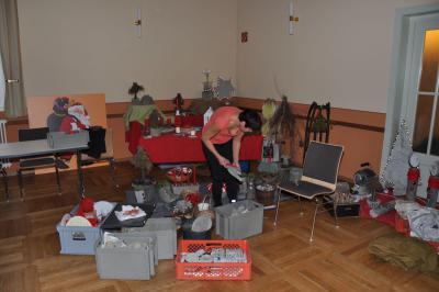 Fotoalbum Weihnachtsmarkt der Stadt Lebus