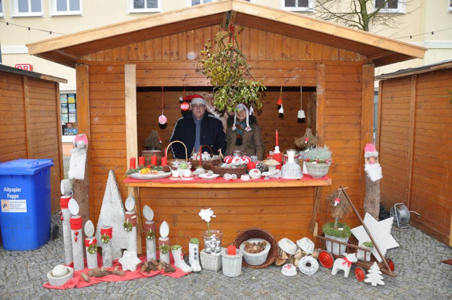 Amt Lebus Weihnachtsmarkt Der Stadt Seelow
