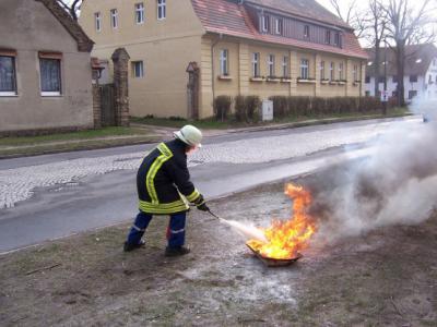 Fotoalbum Ausbildung Brennen & Löschen