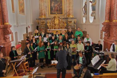 Fotoalbum Chor 2012