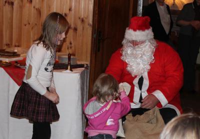 Fotoalbum Kinderweihnachtsfeier des SV Mackensen
