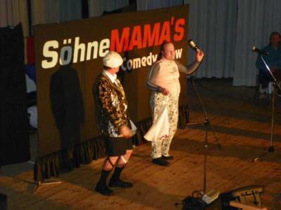 """Foto des Albums: Frauentagsparty mit """"Söhne Mama`s"""" (08.03.2014)"""