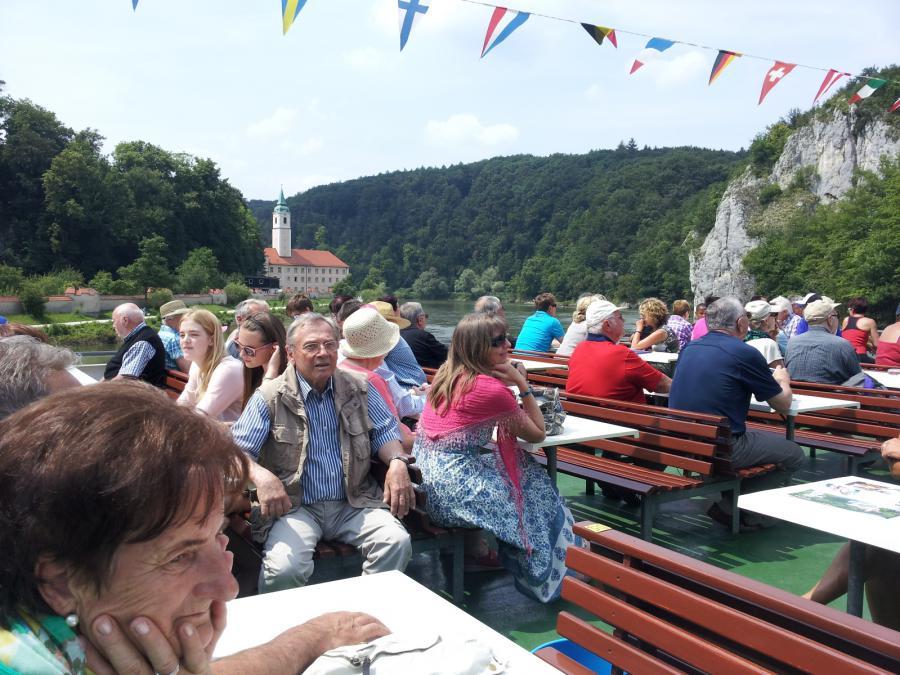 schiff kloster weltenburg
