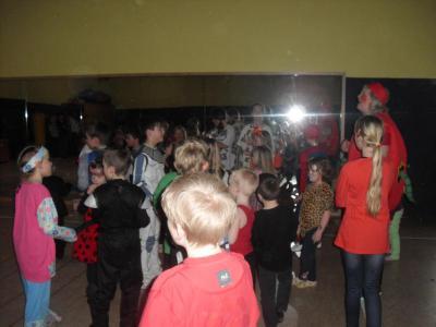 Fotoalbum Kinderfasching beim TSV Barmke