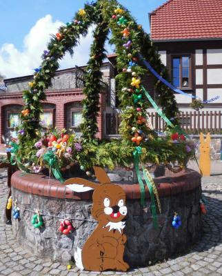 Fotoalbum Rund um den Osterbrunnen 2014