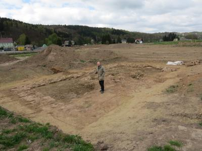 Fotoalbum Archäologische Funde 2014