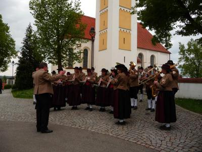 Foto des Albums: Kommunion in Lindenberg 2014 (04.05.2014)