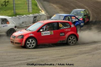Fotoalbum Team Barkhoff  Rallye-Cross