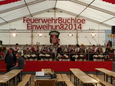 Foto des Albums: Unterhaltungsmusik beim Feuerwehrfest in Buchloe (08.05.2014)