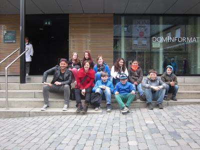 Fotoalbum Ferienspiele in den Osterferien  12.04.2014