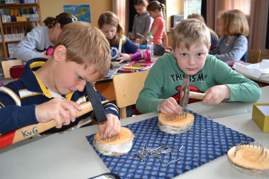 Kardinal von galen schule olsberg ein herz zum muttertag - Muttertag grundschule ...