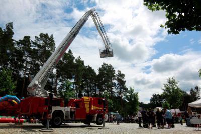 Fotoalbum Tag der Feuerwehr in Fichtenwalde
