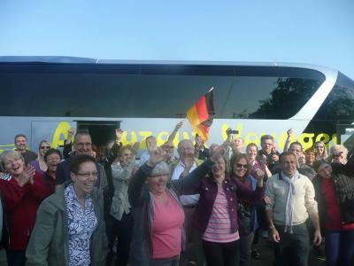 Fotoalbum Bürgerreise 2014 in Sarstedt - Fotos und Zeitungsberichte