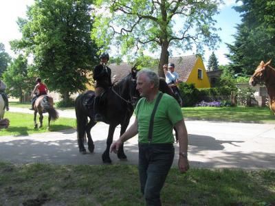 Foto des Albums: Wanderritt Tremmen (31.05.2014)
