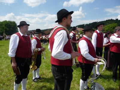Foto des Albums: 57. Bezirksmusikfest Bezirk V in Baisweil (01.06.2014)