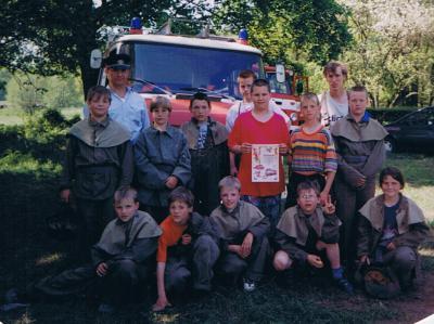 Fotoalbum Jugendfeuerwehr