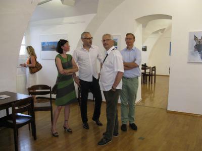 """Fotoalbum Ausstellungseröffnung """"Graf Johann-Ernst - Ein Lebenslauf"""""""
