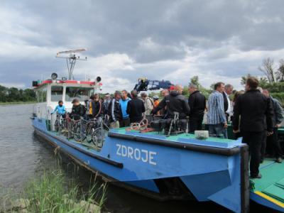 Fotoalbum Oder-Schlaubetal-Schleife: Die Abschlußveranstaltung des deutsch-polnischen Projektes