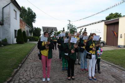 Fotoalbum Heimatfest Und Bauernolympiade in Zens 2014
