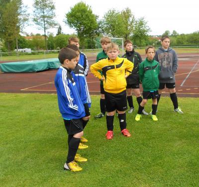 Fotoalbum Fußballturnier in Alsfeld