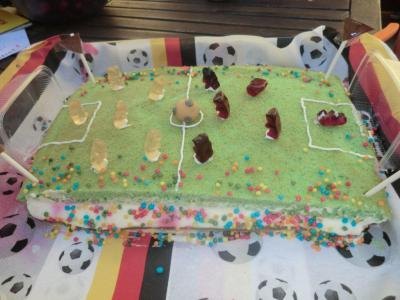Fotoalbum Fußball WM 2014 im Kita