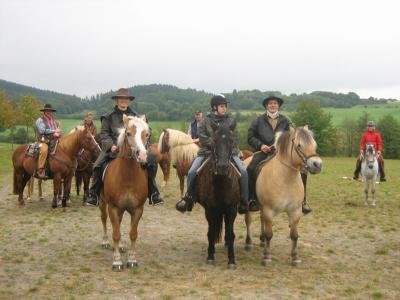 Fotoalbum Herbstritt 2009