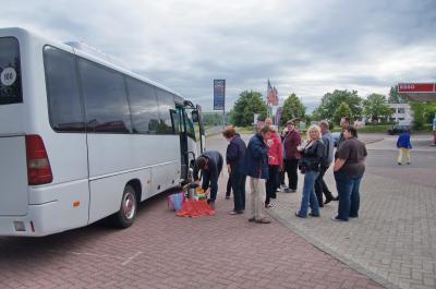 Fotoalbum HKZV-Hayn Fahrt am 21.06.2014 nach Eisenach