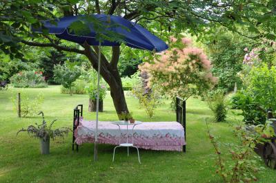 Fotoalbum Tag der offenen Gärten 2014