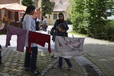 Fotoalbum Familienfest im Stadtmuseum Conradtyhaus