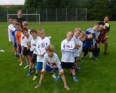 Fotoalbum Faustball - Jugend - Bezirkslehrgang