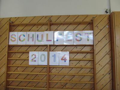 Fotoalbum Bilder vom Schulfest 2014 der GS Wieden-Utzenfeld