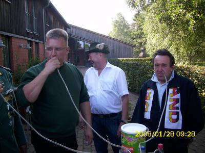Fotoalbum Schützenfest 2014 des Schützen-Corps Neuenkirchen im Sticht