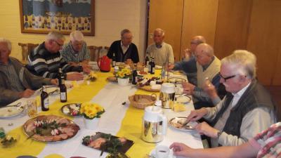 Fotoalbum Abschlussfeier der Veteranen mit gemeinsamen Essen