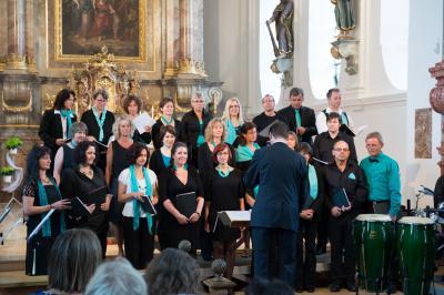 Fotoalbum Konzert in Wertach 2014