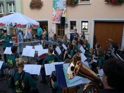 Foto des Albums: Dämmershoppen (10.07.2013)