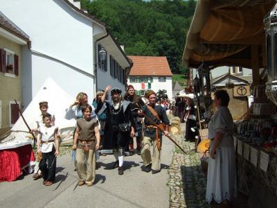 Foto des Albums: Mittelaltermarkt (05.07.2012)