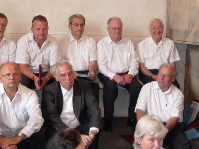 Foto des Albums: Ökumenischer Festgottesdienst in der Stadtkirche Hl. Kreuz (19.06.2012)