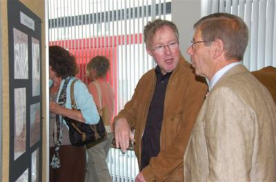 Foto des Albums: Vernissage Stühlingen - damals und heute Ausstellung der Sammlerfreunde (11.06.2012)